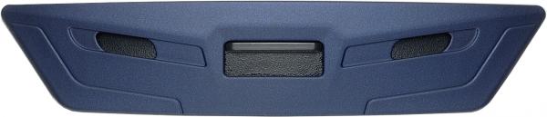 X-Spr.3 Stirnventilation mt. d. m. blau