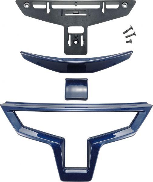 X-Spr.3 Kinnvent. d.m. blau