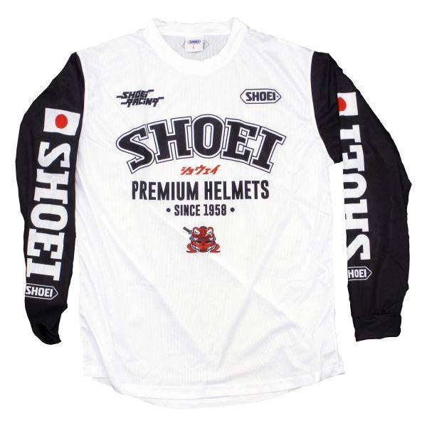 MX-Shirt schwarz/weiss