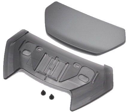 GT-AIR Vent. Auslass hinten b. grau ( f.Dekore )