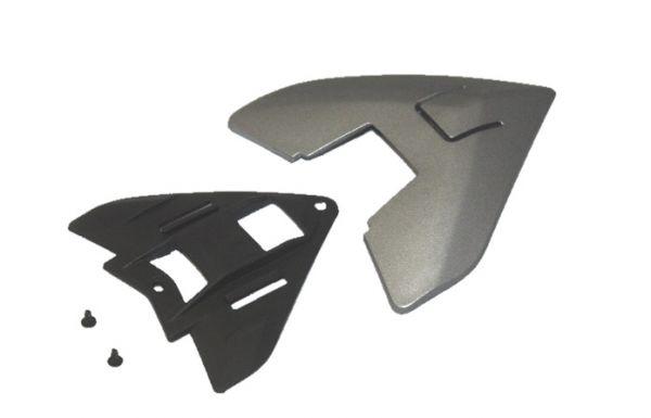 Hornet ADV Schirm Grundplatte matt deep grey oben