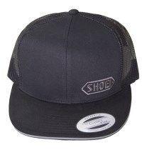 Trucker Cap schwarz/grau