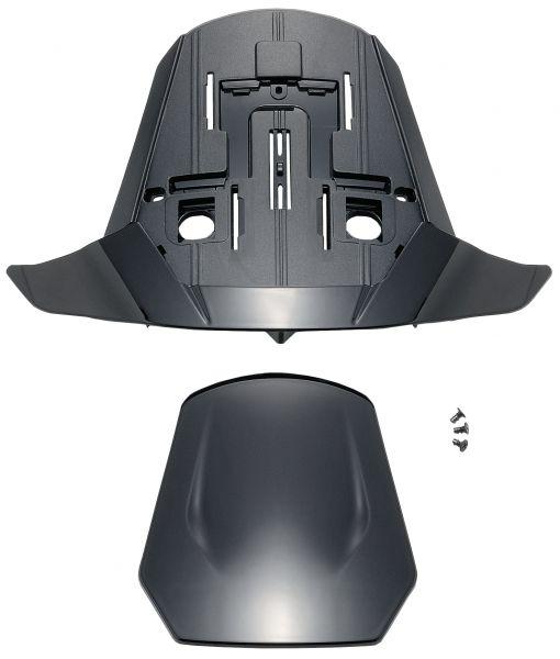 Neo2 Stirnvent. schwarz