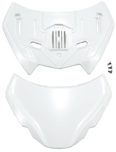 Stirnventilation Weiss (GT-Air II)