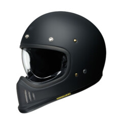 Shoei® Ex-Zero Matt Black