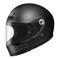 Shoei® Glamster Matt Black