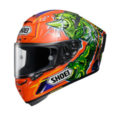 Shoei® X-Spirit 3 Power Rush TC-8