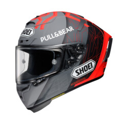 Shoei® X-Spirit 3 Marquez Black Concept2 TC-1