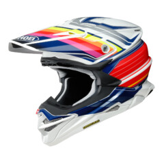 Shoei® VFX-WR Pinnacle TC-1