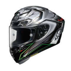 Shoei® X-Spirit 3 Aerodyne TC-4