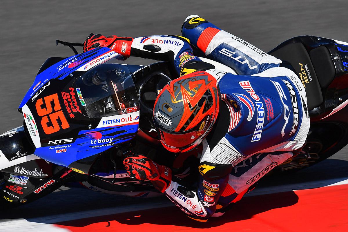 Moto2 - Portugal Grand Prix 2021